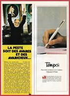 """Article Sur Le Film De Jean Girault Avec Louis De Funes: """"L'avare"""". La Peste Soit Des Avares ... Parution De 1980. - Documenti Storici"""
