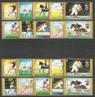 UMM AL QIWAIN - MNH - Sport - Olympic Games - 1972 - Perf. + Imperf. - Other