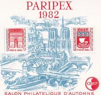 Bloc Feuillet Neuf 1982 CNEP Paripex - CNEP