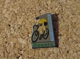 PINS CYCLISME VELO BEUVRY (62) - Ciclismo