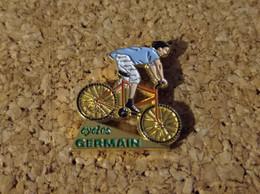PINS CYCLISME VELO CYCLES GERMAIN - Ciclismo