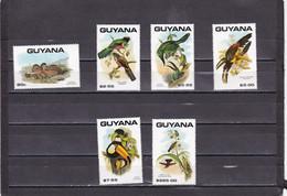 Guyana Nº 2270 Al 2275 - Guyana (1966-...)