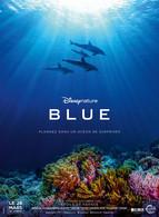 """Affiche De Cinéma Authentique """" BLUE """" Format 120X160cm - Plakate & Poster"""
