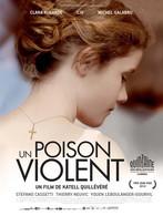 """Affiche De Cinéma Authentique """" UN POISON VIOLENT """" Format 40X60cm - Plakate & Poster"""