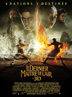 """Affiche De Cinéma Authentique """" LE DERNIER MAÎTRE DE L'AIR """" Format 120X160cm - Plakate & Poster"""