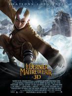 """Affiche De Cinéma Authentique """" LE DERNIER MAÎTRE DE L'AIR """" Format 40X60cm - Plakate & Poster"""