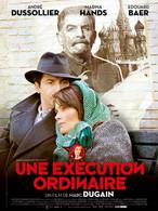 """Affiche De Cinéma Authentique """" UNE EXECUTION ORDINAIRE """" Format 120X160CM - Plakate & Poster"""