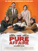 """Affiche De Cinéma Authentique """" UNE PURE AFFAIRE """" Format 40X60CM - Plakate & Poster"""