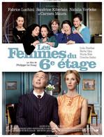 """Affiche De Cinéma Authentique """" LES FEMMES DU 6ème ETAGE """" Format 120X160CM - Plakate & Poster"""