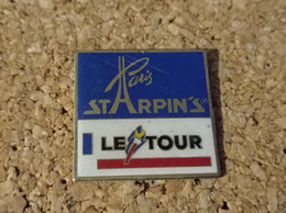 PINS CYCLISME VELO TOUR DE FRANCE STARPINS PARIS - Ciclismo