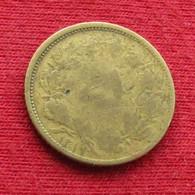 Iran 5 Dinars 1937 / 1316 KM# 1138 Lt 452  Irão Persia Persien Dinar - Irán