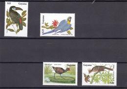 Guyana Nº 2156 Al 2159 - Guyana (1966-...)
