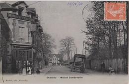 CP Dept 60 CHANTILLY Maison Dambreville  Rare ! - Chantilly