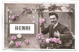 PRENOM - HENRI - Firstnames