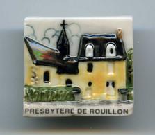 FEVES - FEVE - PRESBYTERE DE ROUILLON (72) - Regio's