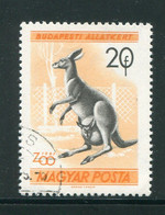 HONGRIE- Y&T N°1413- Oblitéré (kangourou) - Ohne Zuordnung