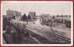 BOROVO - Izgradnja Zeleznicke Pruge - Railway Costruction. Croatia A262/31 - Kroatien