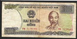 """2000 Dông   """"SUD VIET-NAM""""   1988   Ro 76 78 - Vietnam"""