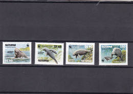Guyana Nº 2877 Al 2880 - Guyana (1966-...)