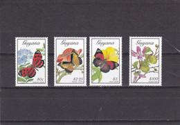 Guyana Nº 2144 Al 2147 - Guyana (1966-...)