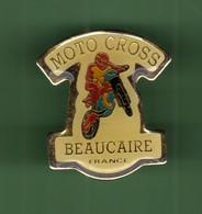 MOTO CROSS BEAUCAIRE *** 0010  (19-1) - Motorfietsen