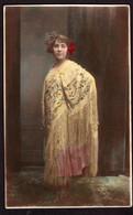 Argentina - C. Postale - Portrait Femme Au Carnaval - Circa 1920 - Non Circulé - A1RR2 - Women