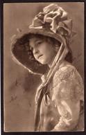 Argentina - C. Postale - Portrait De Jeune Fille - 1915 - Non Circulé - A1RR2 - Women
