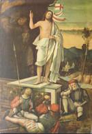 Cartolina -  ANDREA MANTEGNA LA RESURREZIONE  .non Viaggiata.1 - Christianity