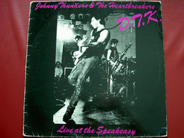JOHNNY THUNDERS & The HEARTBREAKERS - D.T.K - Rock