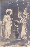 Cartolina -  RICORDO Della PRIMA COMUNIONE .non Viaggiata . - Christianity