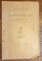 HISTORIQUE Du 2ém Régiment Du Genie , Compagnie 17/2 - 1914-18