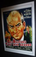 Carte Postale : Louis De Funes - Les Raleurs Font Leur Beurre (affiche Film Cinéma) Illustration : Belgique - Posters On Cards