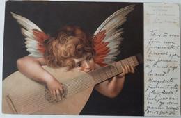 ANGE - MANDOLINE - Putto Che Suona - Angels