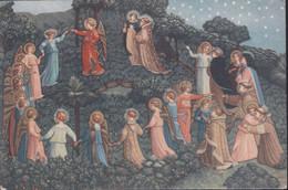 Cartolina - Santi In Paradiso  .non Viaggiata. - Christianity