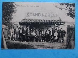 17 : NERE : ENTREE Du STAND , Animée ,C P A , En Bon état - Sonstige Gemeinden