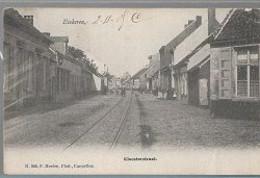 14 09/  38//   EKEREN      KLOOSTERSTRAAT  1905     PRACHTIG BEELD !!!! - België