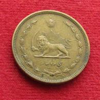 Iran 50 Dinars 1941 / 1320 KM# 1142 Lt 551  Irão Persia Persien Dinar - Irán