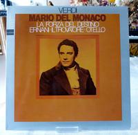 Mario Del Monaco : Verdi - La Forza Del Destino / Ernani / Il Ttrovatore / Otello - Opera / Operette