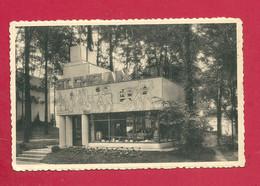 C.P. Saint-Ghislain =  Exposition Bruxelles  1935 : Pavillon  De La S.A.  FAÏENCERIE   De  Saint-Ghislain - Saint-Ghislain