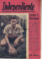 143916 ARGENTINA LIBRILLO INDEPENDIENTE SPORTS SOCCER FUTBOL NO POSTAL POSTCARD - Bücher, Zeitschriften, Comics