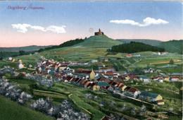 DE-EdtG: Elsass: DAGSBURG: Gesamtansicht - Elsass