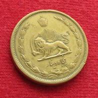 Iran 50 Dinars 1953 / SH 1332 KM# 1142  Lt 639 *V1 Irão Persia Persien Perse Dinar - Irán