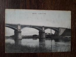 L31/38 MELUN - Le Pont Du Mée - Melun