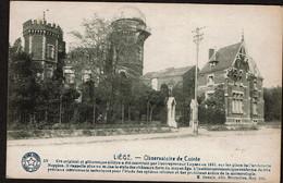 Liège - Observatoire De Cointe - Circulée En 1920 - Edit. Desaix - 2 Scans - Luik