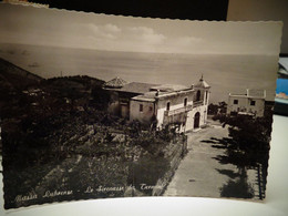 Cartolina Massa Lubrense  Le Sirenusse Da Termini Penisola Sorrentina Prov Napoli - Napoli (Naples)