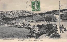 L'ESTAQUE - Quartier Fontaine Des Tuiles - Très Bon état - Otros Municipios