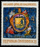 ÖSTERREICH 1982 Nr 1706 Postfrisch S59EA0E - 1945-.... 2. Republik