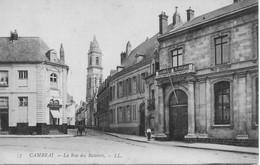 CAMBRAI: Rue Des Ratelots - Cambrai