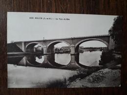 L31/50 MELUN - Le Pont Du Mée - Melun