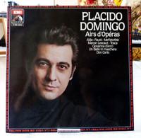 Placido Domingo : Airs D'opéras - Opera / Operette